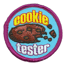 S-3489 Cookie Tester Patch