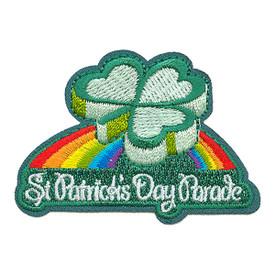 S-3492 St. Patrick's Day Parade Patch