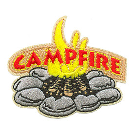 S-3505 Campfire Patch
