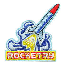 S-3512 Rocketry Patch