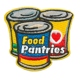 S-3515 Food Pantries Patch