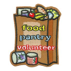 S-3520 Food Pantry Volunteer Patch