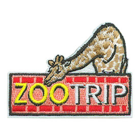S-3530 Zoo Trip Patch