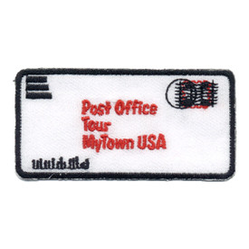 S-0252 Post Office Tour Patch
