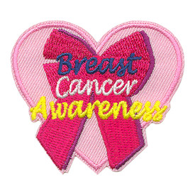 S-3539 Breast Cancer Awareness Patch