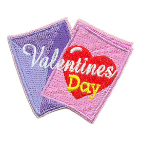S-3543 Valentines Day Patch