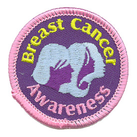 S-3546 Breast Cancer Awareness Patch
