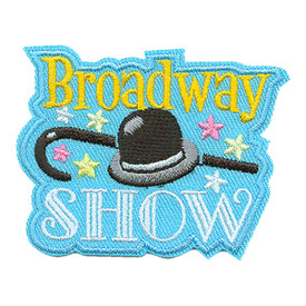 S-3559 Broadway Show Patch