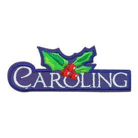S-3561 Caroling Patch