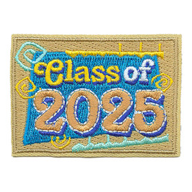 S-3577 Class Of 2025 Patch