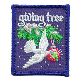 S-3581 Giving Tree Patch