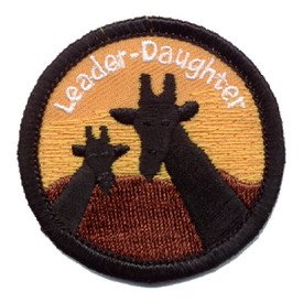 S-0257 Leader-Daughter Patch