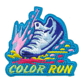 S-3591 Color Run Patch