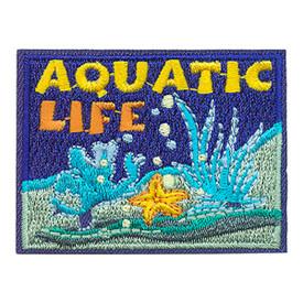 S-3593 Aquatic Life Patch