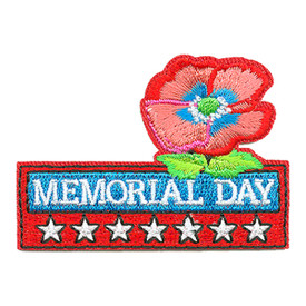 S-3613 Memorial Day Patch