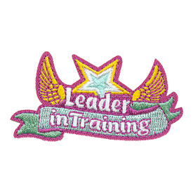 S-3616 Leader In Training Patch