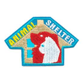 S-3620 Animal Shelter Patch