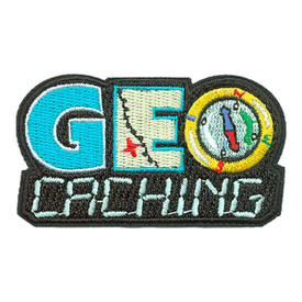S-3622 Geocaching Patch