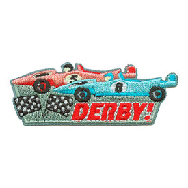 S-3624 Derby Patch