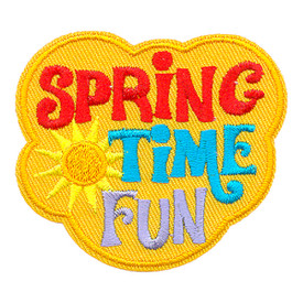 S-3627 Spring Time Fun Patch