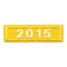 S-3631 2015 Gold Year Bar