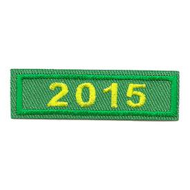 S-3634 2015 Green Year Bar