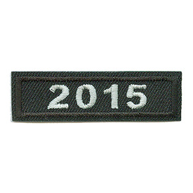 S-3636 2015 Black Year Bar