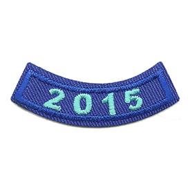 S-3639 2015 Blue Year Rocker