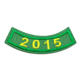 S-3640 2015 Green Year Rocker