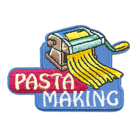 S-3645 Pasta Making Patch