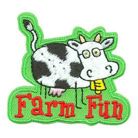 S-3653 Farm Fun Patch
