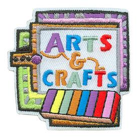 S-3656 Arts & Crafts Patch