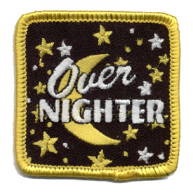 S-0268 Overnighter Patch