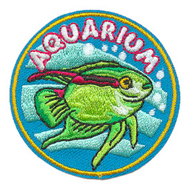 S-3661 Aquarium Patch
