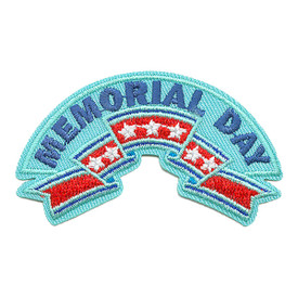 S-3665 Memorial Day Patch
