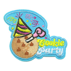 S-3666 Cookie Party Patch