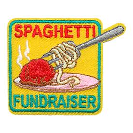 S-3669 Spaghetti Fundraiser Patch