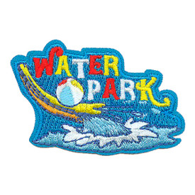 S-3673 Water Park Patch