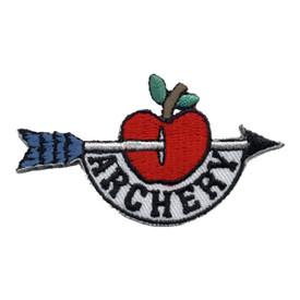 S-0269 Archery- Apple Patch