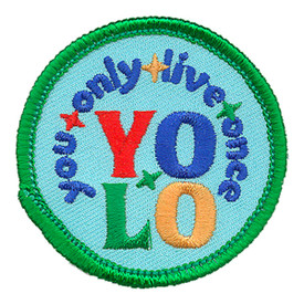 S-3675 Yolo Patch