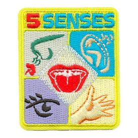 S-3681 5 Senses Patch