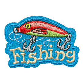 S-3683 Fishing Patch