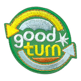 S-3714 Good Turn Patch