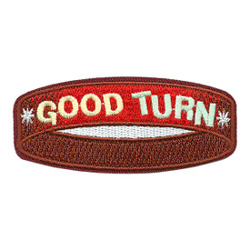 S-3725 Good Turn Patch