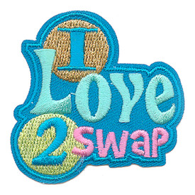 S-3728 I Love 2 Swap Patch