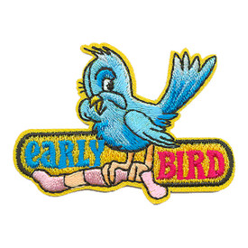 S-3734 Early Bird Patch