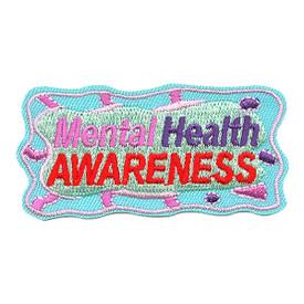 S-3736 Mental Health Awareness Patch