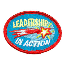 S-3762 Leadership In Action Patch