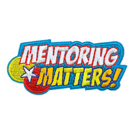 S-3771 Mentoring Matters Patch