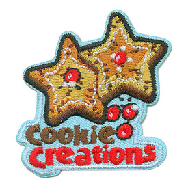 S-3774 Cookie Creations Patch